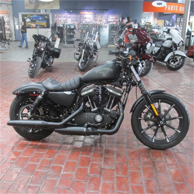 2017 Harley-Davidson Sportster Iron 883 at Bumpus H-D of Memphis