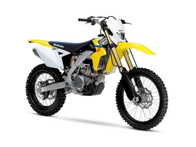 2018 Suzuki RMX450Z at Brenny's Motorcycle Clinic, Bettendorf, IA 52722