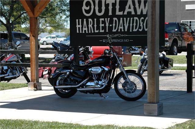 2005 Harley-Davidson XLH 1200 CUSTOM at Outlaw Harley-Davidson