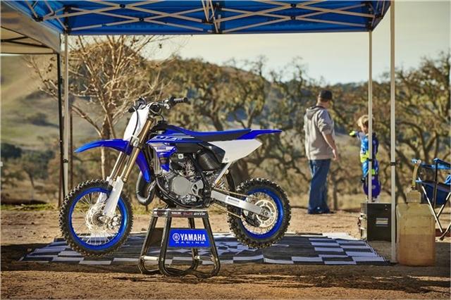 2018 Yamaha YZ 65 at Nishna Valley Cycle, Atlantic, IA 50022