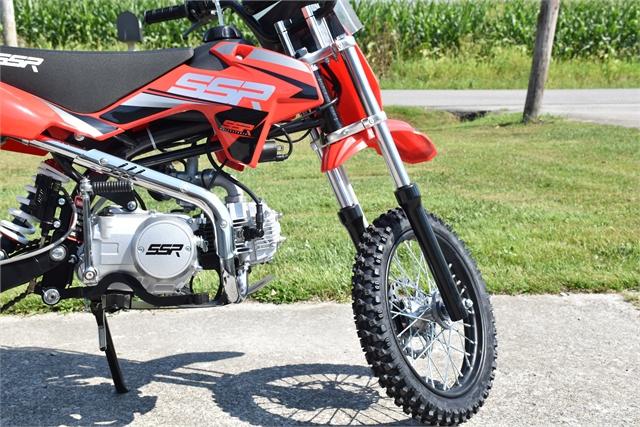2021 SSR Motorsports SR125 Base at Thornton's Motorcycle - Versailles, IN