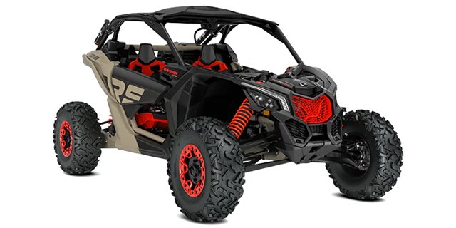 2021 Can-Am Maverick X3 X rs TURBO RR With SMART-SHOX at Extreme Powersports Inc