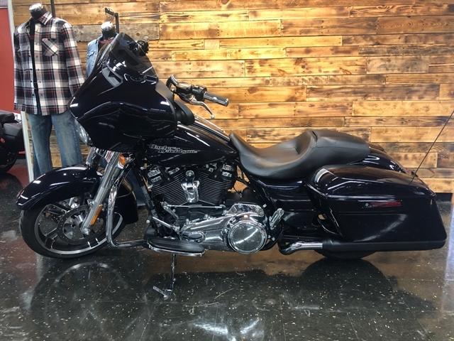 2019 Harley-Davidson Street Glide Base at Holeshot Harley-Davidson