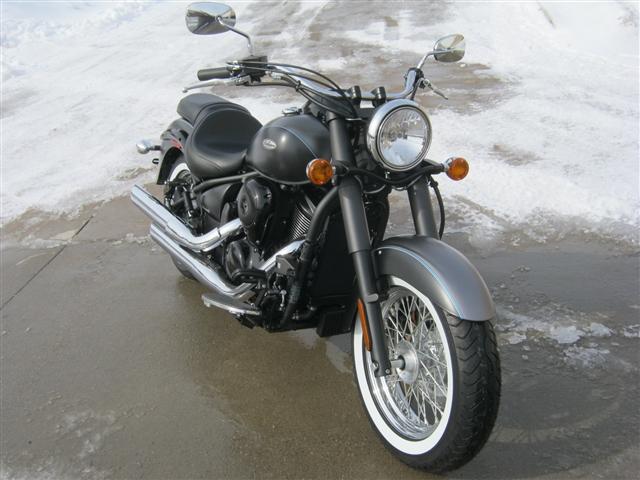2019 Kawasaki Vulcan 900 Classic at Brenny's Motorcycle Clinic, Bettendorf, IA 52722