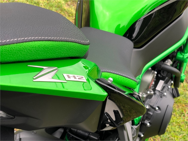 2021 Kawasaki Ninja H2 SX SE+ at Powersports St. Augustine