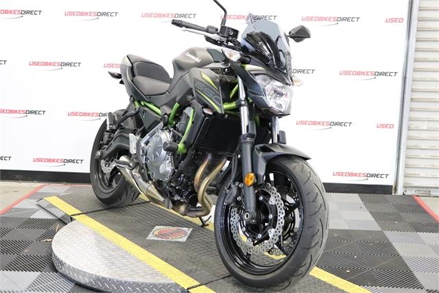 2019 Kawasaki Z650 Base at Used Bikes Direct