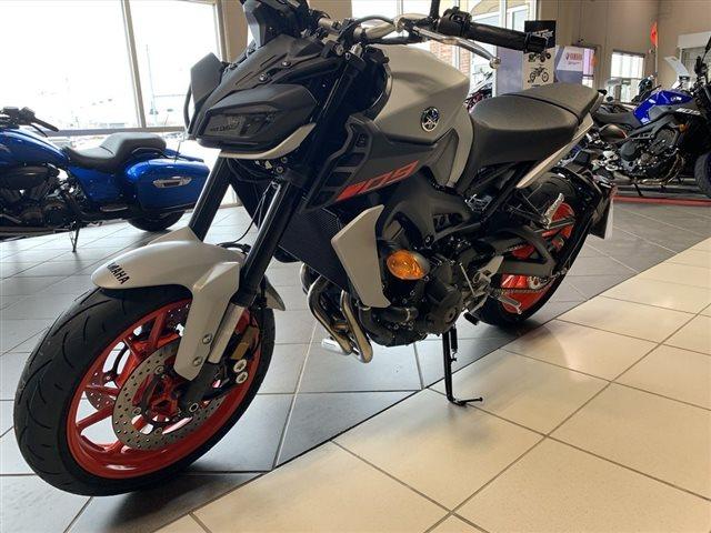2020 Yamaha MT-09 09 at Star City Motor Sports
