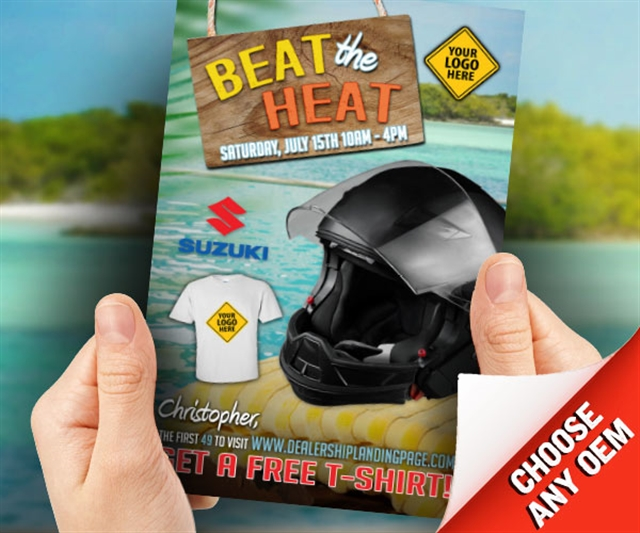2018 ANYTIME Beat the Heat Powersports at PSM Marketing - Peachtree City, GA 30269