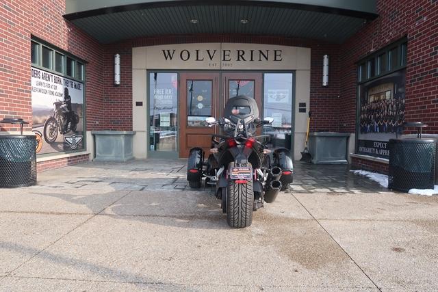 2015 Can-Am Spyder RS Base at Wolverine Harley-Davidson