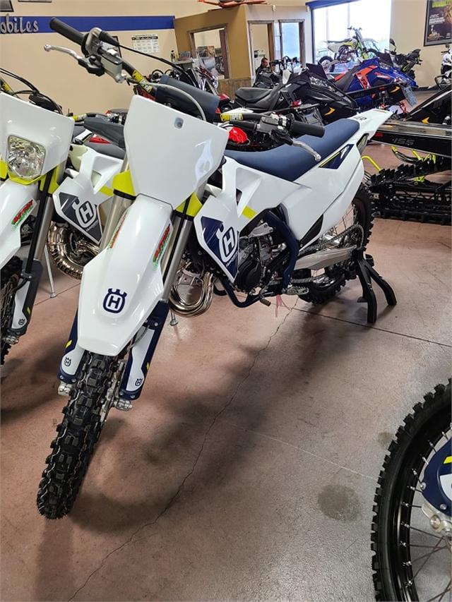 2022 Husqvarna TC 125 at Action Cycles 'n Sleds