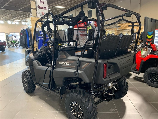 2021 Honda Pioneer 700-4 Deluxe at Star City Motor Sports
