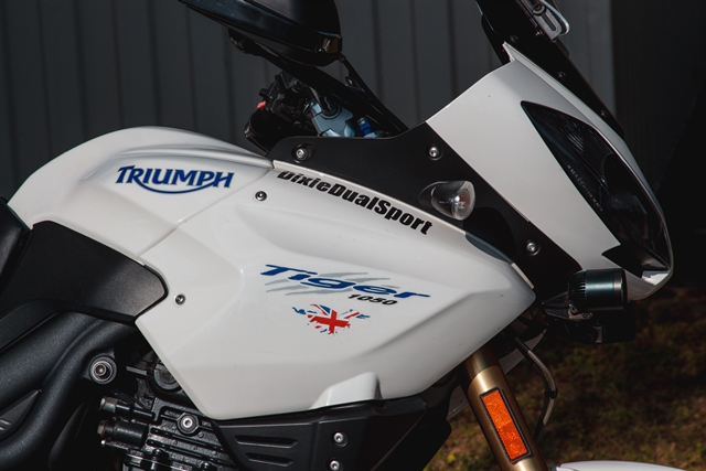 2010 Triumph Tiger 1050 ABS at Tampa Triumph, Tampa, FL 33614