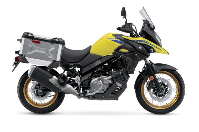 2021 Suzuki V-Strom 650XT Adventure at Bettencourt's Honda Suzuki