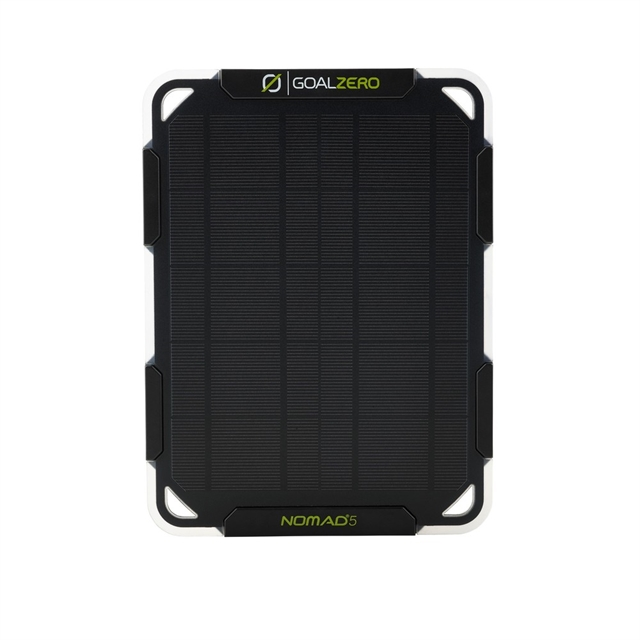 2019 Goal Zero Nomad 5 Solar Panel at Harsh Outdoors, Eaton, CO 80615