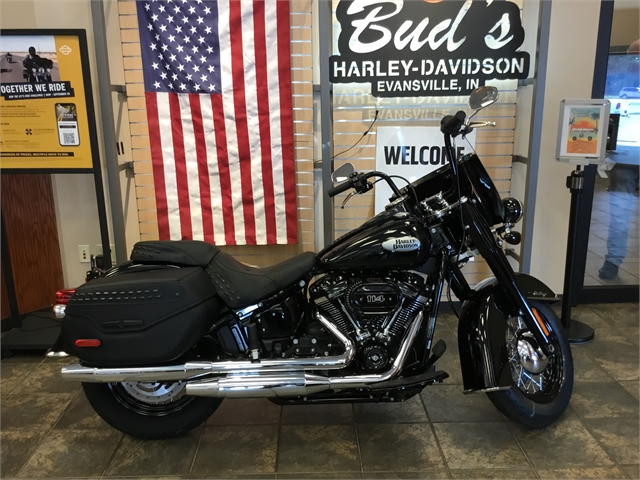 2021 Harley-Davidson Cruiser Heritage Classic S at Bud's Harley-Davidson
