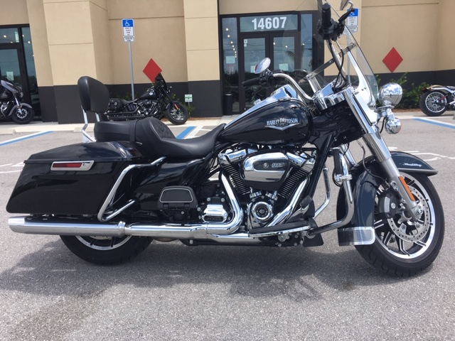 2018 Harley-Davidson Road King Base at Stu's Motorcycles, Fort Myers, FL 33912