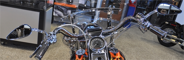 2000 HARLEY-DAVIDSON FLSTF at All American Harley-Davidson, Hughesville, MD 20637