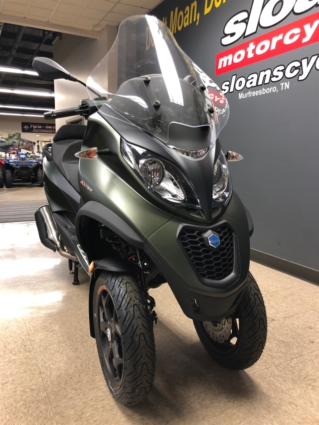 2020 Piaggio MP3 500 Sport HPE at Sloans Motorcycle ATV, Murfreesboro, TN, 37129