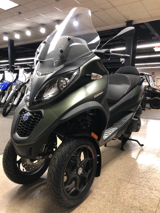 2020 Piaggio MP3 500 Sport HPE at Sloans Motorcycle ATV, Murfreesboro, TN, 37129