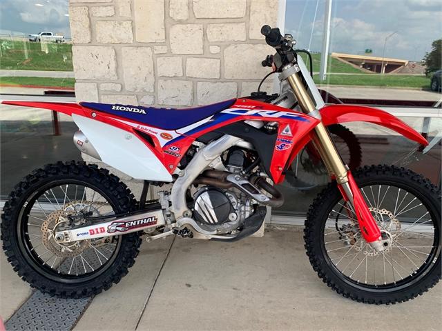 2020 Honda CRF 450R at Kent Motorsports, New Braunfels, TX 78130