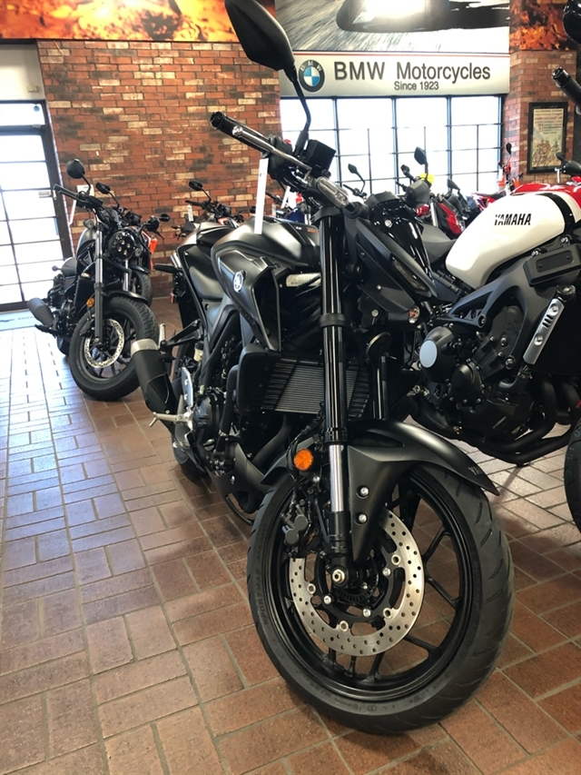 2021 Yamaha MT 03 at Wild West Motoplex