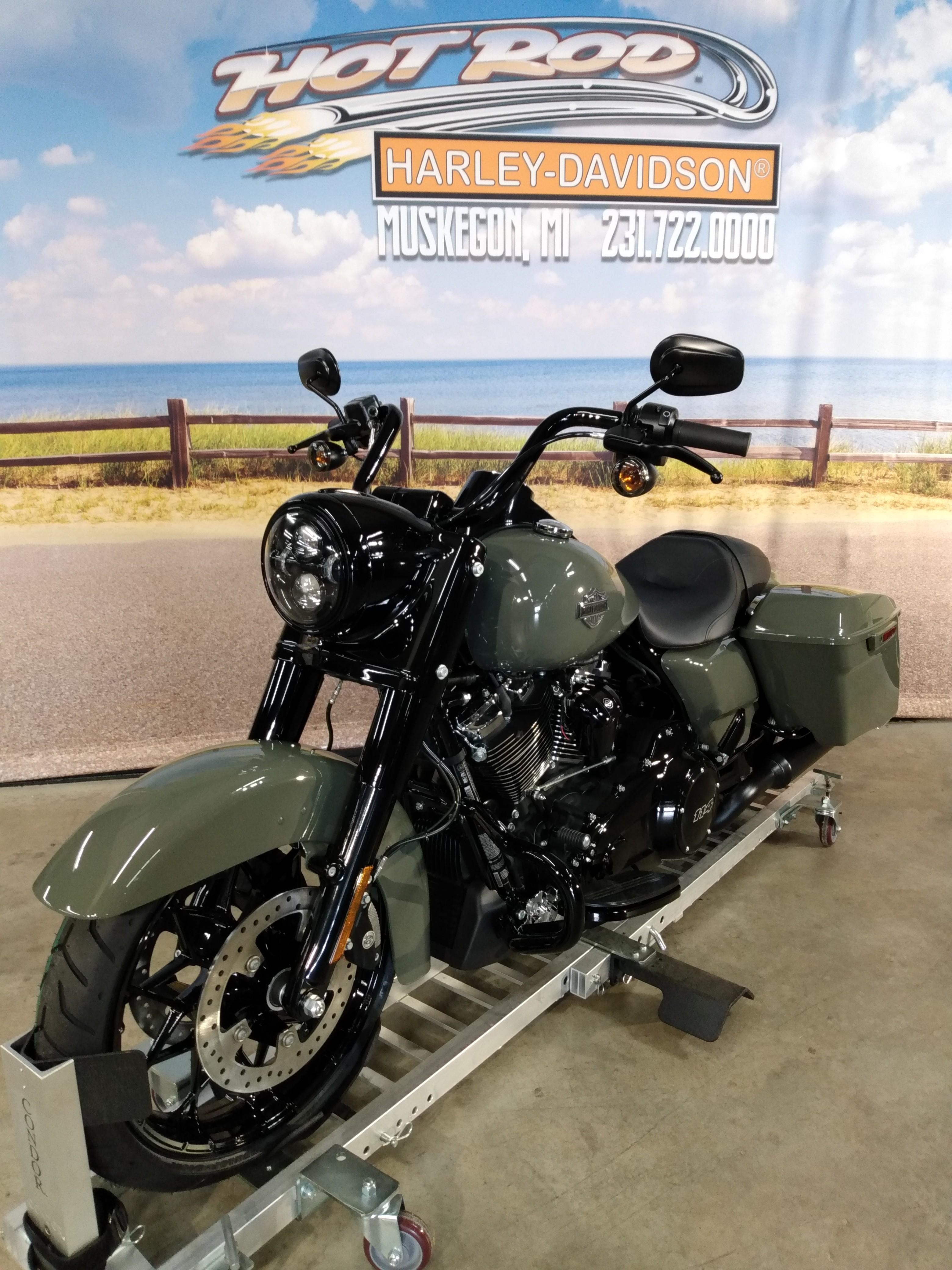 2021 Harley-Davidson Touring Road King Special at Hot Rod Harley-Davidson