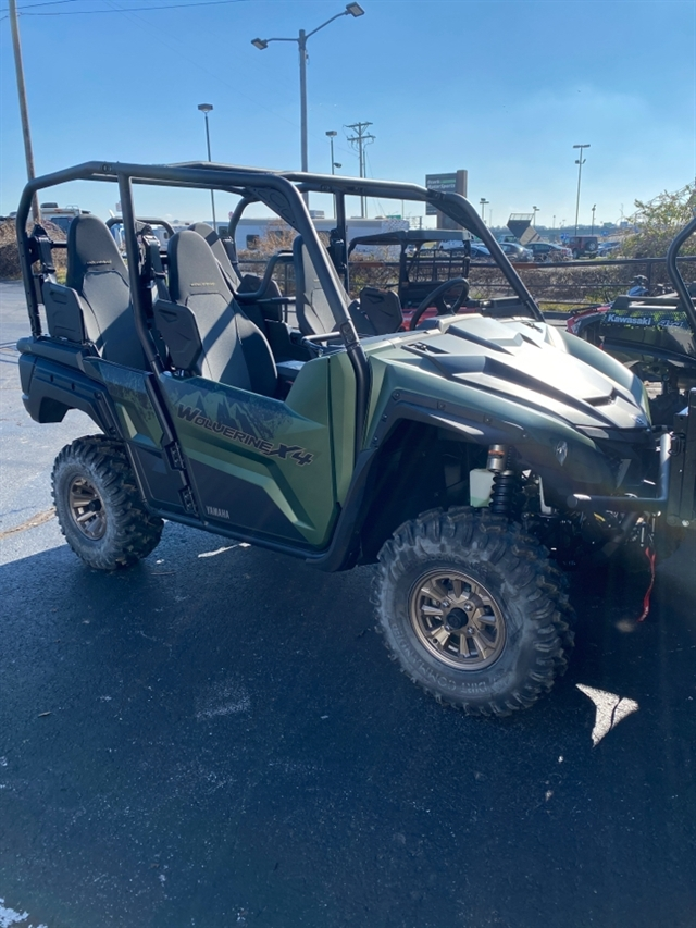 2021 Yamaha Wolverine X4 XT-R 850 at Youngblood RV & Powersports Springfield Missouri - Ozark MO