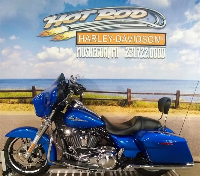 2018 Harley-Davidson Street Glide Base at Hot Rod Harley-Davidson