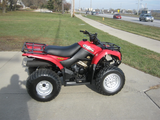 2003 Suzuki Ozark 250 2x4 at Brenny's Motorcycle Clinic, Bettendorf, IA 52722