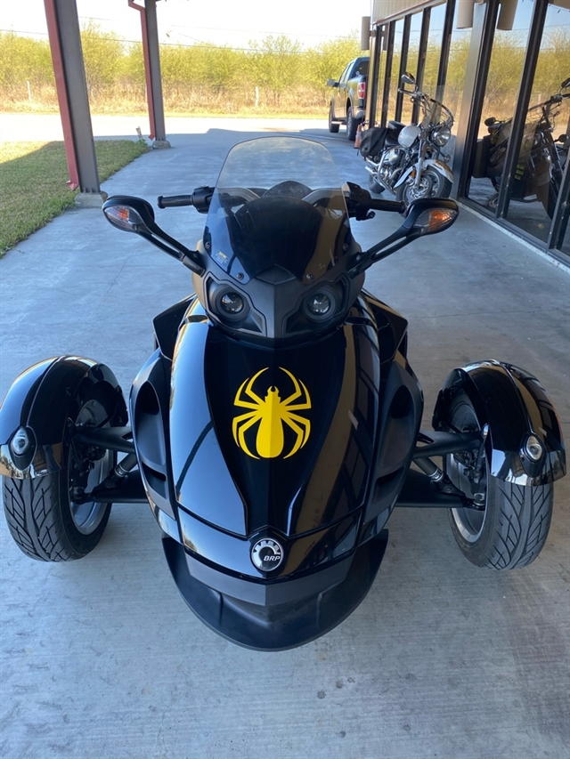 2015 Can-Am Spyder RS S at Dale's Fun Center, Victoria, TX 77904