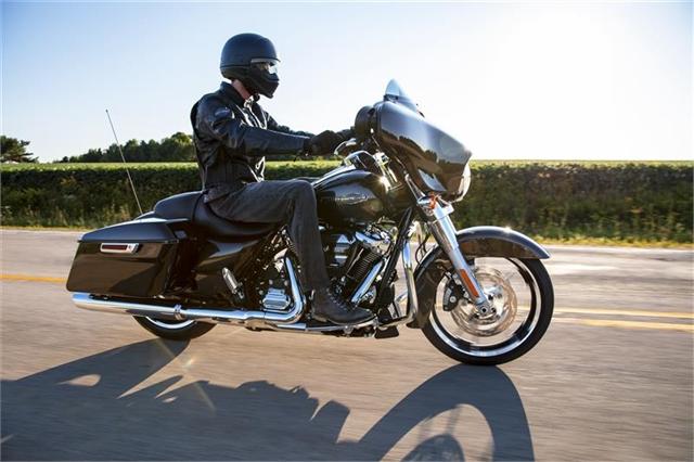 2021 Harley-Davidson Grand American Touring Street Glide at Iron Hill Harley-Davidson