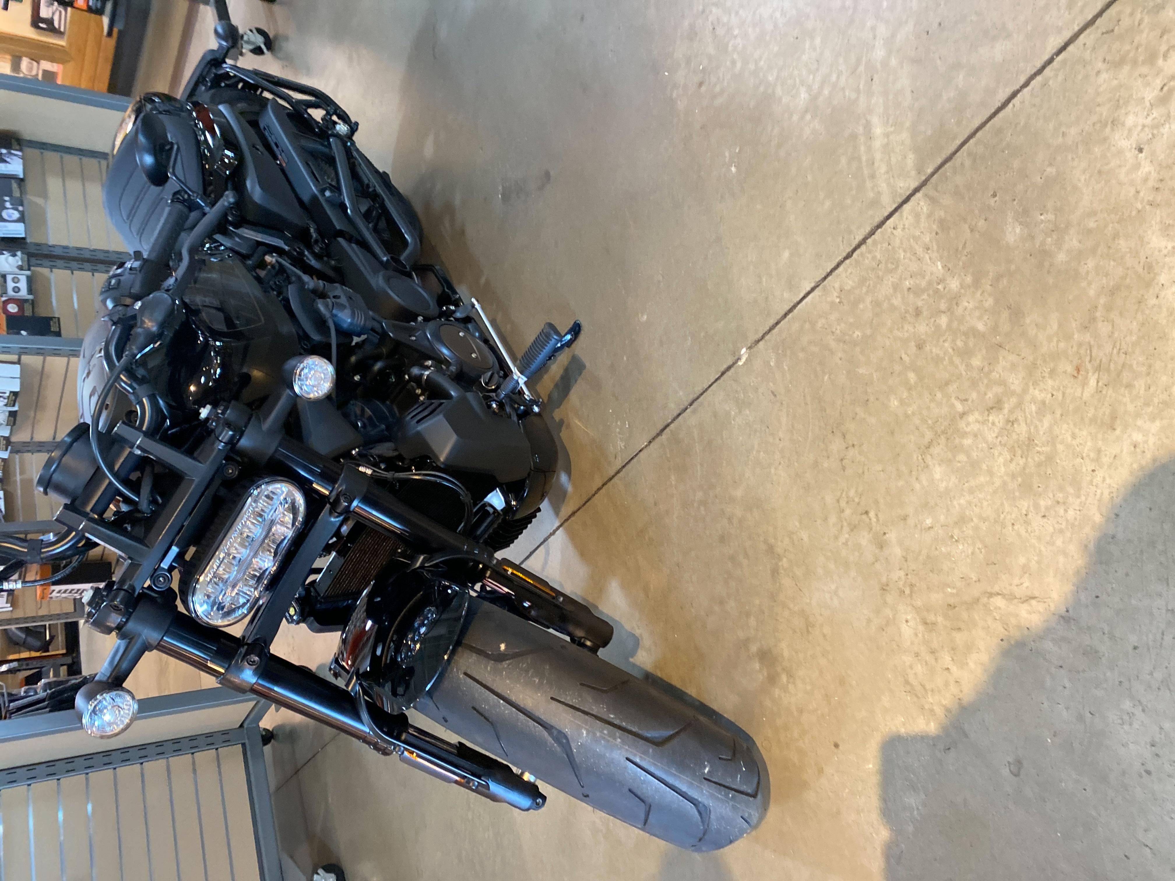 2021 Harley-Davidson Sportster S at Outpost Harley-Davidson