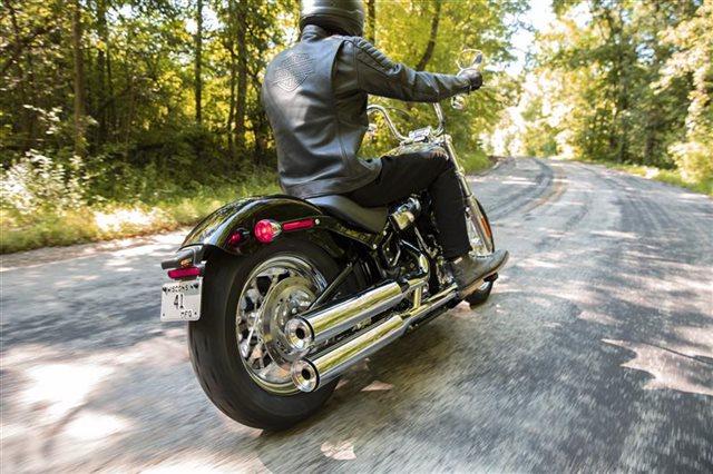 2021 Harley-Davidson Cruiser FXST Softail Standard at Garden State Harley-Davidson