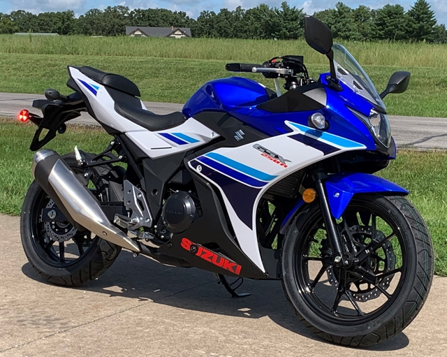 2019 Suzuki GSX 250R at Lincoln Power Sports, Moscow Mills, MO 63362