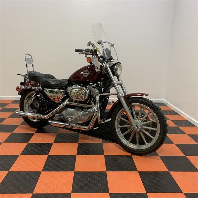 2002 Harley-Davidson XLH 883 at Harley-Davidson of Indianapolis
