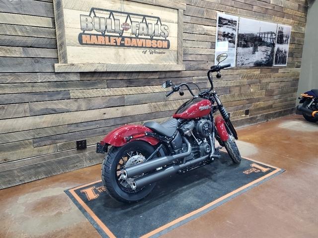 2020 Harley-Davidson Softail Street Bob at Bull Falls Harley-Davidson