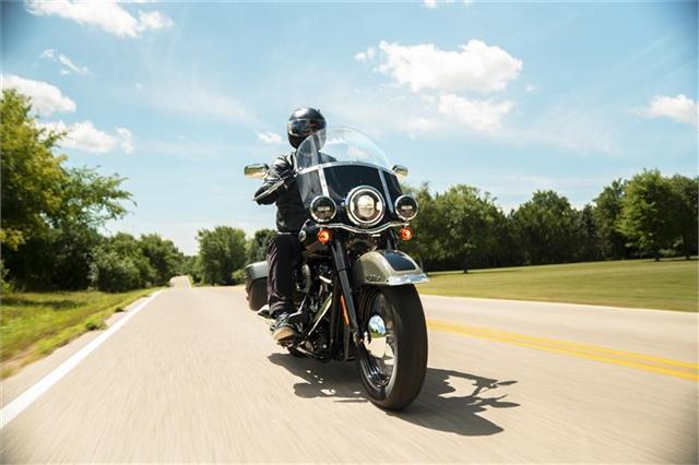 2021 Harley-Davidson Touring Heritage Classic 114 at Texoma Harley-Davidson