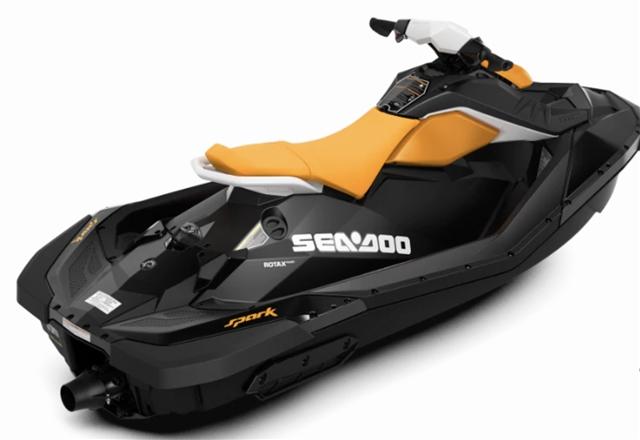2019 Sea-Doo Spark 2-Up Rotax 900 ACE at Lynnwood Motoplex, Lynnwood, WA 98037