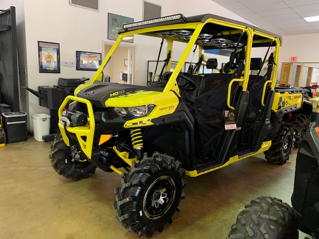 2019 Can-Am Defender MAX X mr HD10 at Campers RV Center, Shreveport, LA 71129