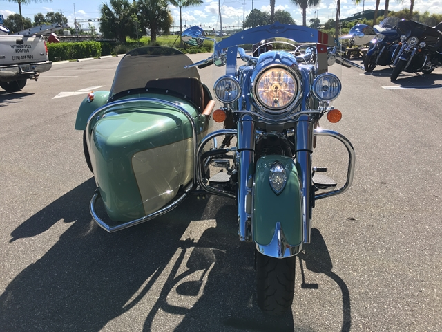 2019 Indian Chief Vintage at Fort Myers