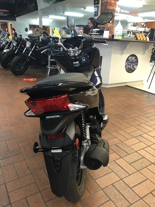 2018 Honda PCX 150 at Wild West Motoplex