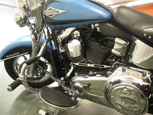 2011 Harley-Davidson Softail Heritage Softail Classic at Hunter's Moon Harley-Davidson®, Lafayette, IN 47905