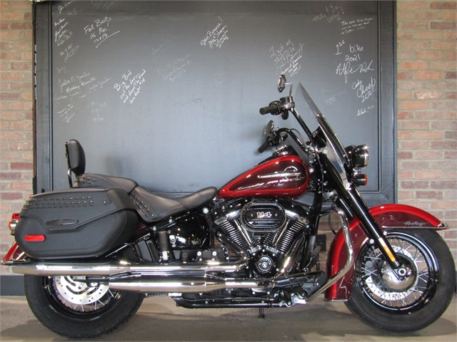 2019 Harley-Davidson Softail Heritage Classic 114 at Cox's Double Eagle Harley-Davidson