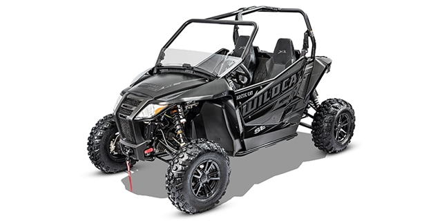 2017 Arctic Cat Wildcat Sport SE EPS at Lincoln Power Sports, Moscow Mills, MO 63362