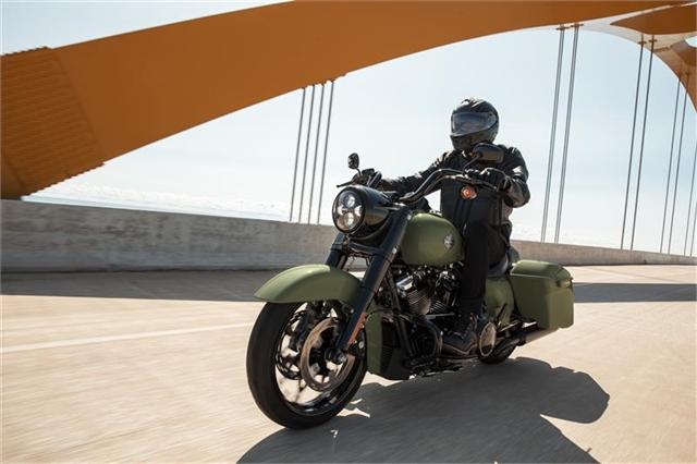 2021 Harley-Davidson Touring FLHRXS Road King Special at Thunder Harley-Davidson