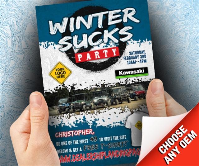 2018 WINTER Winter Sucks Powersports at PSM Marketing - Peachtree City, GA 30269