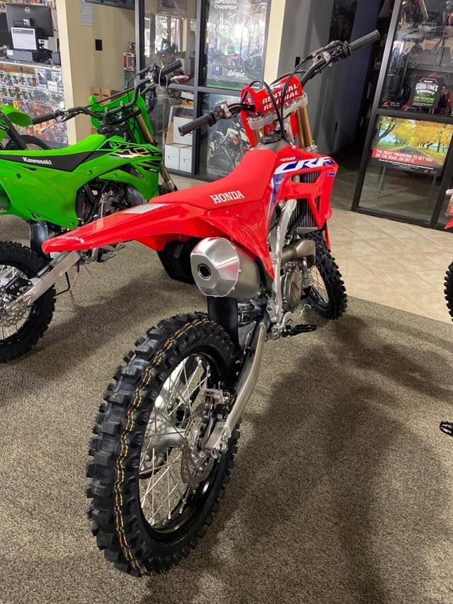 2021 Honda CRF 450R at Dale's Fun Center, Victoria, TX 77904