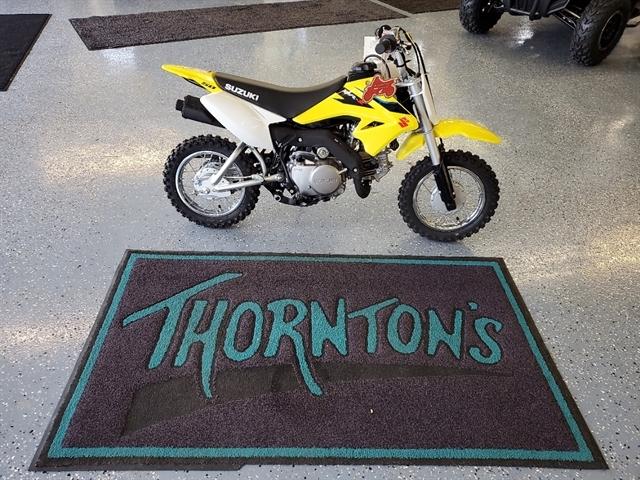 2020 Suzuki DR-Z 50 at Thornton's Motorcycle - Versailles, IN