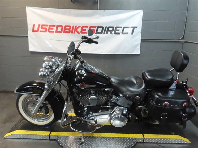 2016 Harley-Davidson Softail Heritage Softail Classic at Used Bikes Direct