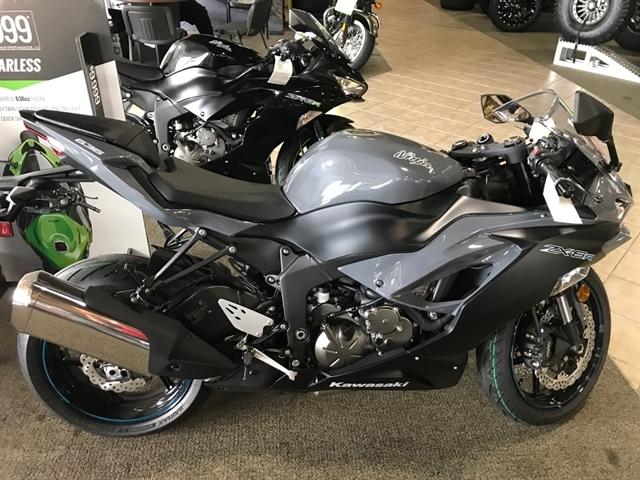 2019 Kawasaki Ninja ZX-6R ABS at Dale's Fun Center, Victoria, TX 77904
